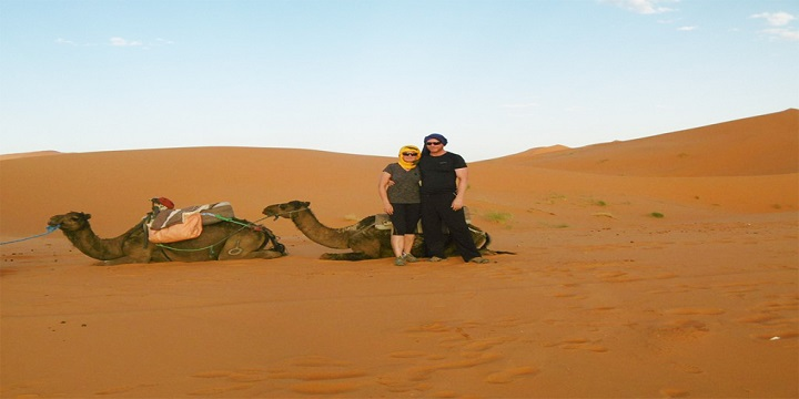 2 Nights Camel Trekking in Merzouga Desert - Erg Chebbi